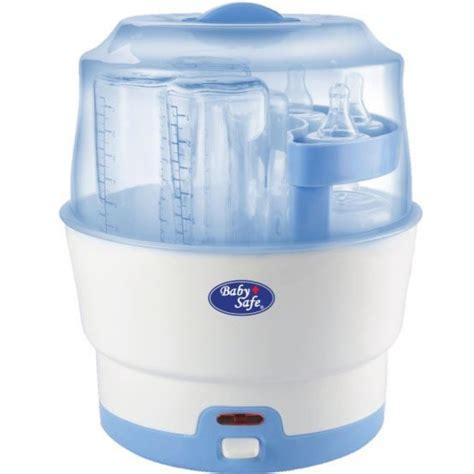 Jual Perlengkapan Bayi Baby Safe 6 Bottles Express Sterilizer jual mesin sterilisasi botol baby safe lb317 6 bottle express steam steriliser harga murah