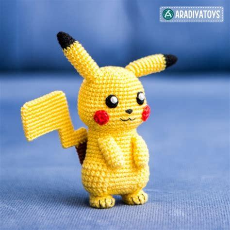 amigurumi pattern free pokemon pikachu quot pokemon quot amigurumi pattern amigurumipatterns net
