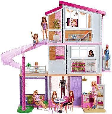 Barbie DreamHouse: Dollhouse w/ Pool, Slide & Elevator