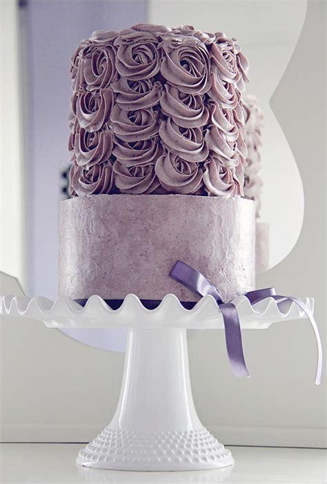 Wedding Cake Purple by Purple Wedding Cakes A Wedding Cake