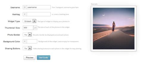 Cara Membuat Widget Instagram Di Blog | pasang foto instagram kamu di blog
