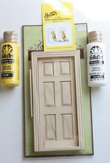 tooth fairy door   cute idea