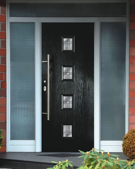 Front Doors For Homes Http Www Solid Wood Doors Com Modern Black Front Doors