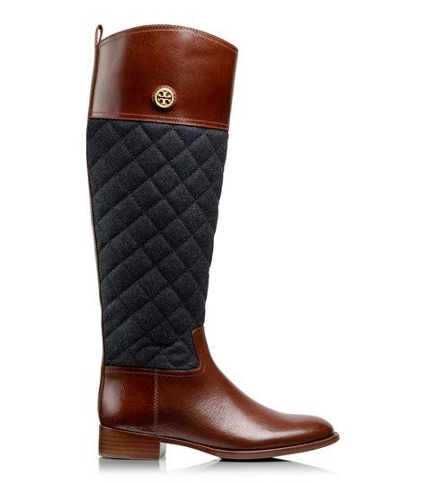 burch boots burch rosalie boot in brown lyst