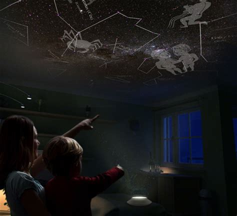 ceiling constellation projector catch a falling constellation