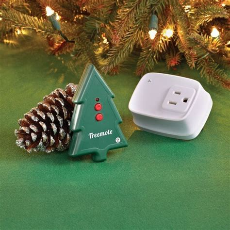 remite control multifunction christmas tree treemote tree and electrical device controller cableorganizer