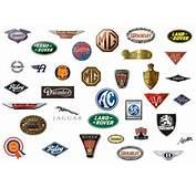 British Car Logos Its My Club