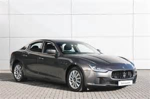 Maserati Ghibli Diesel Mpg Used 2016 Maserati Ghibli Diesel For Sale In Swindon