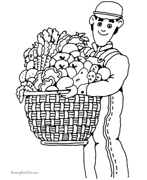 free coloring pages thanksgiving food thanksgiving food to print 006