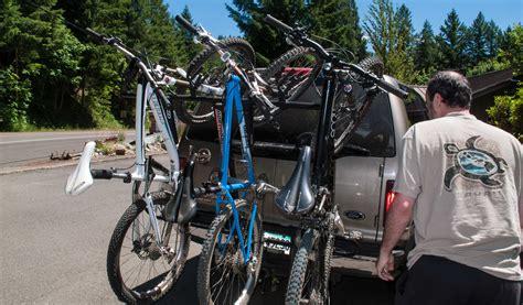 Shore Bike Rack by Shopping For A Hitch Rack The Northshore 6 Bike Rack