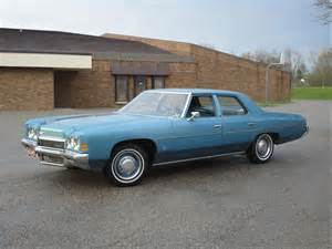 1975 chevrolet bel air information and photos momentcar