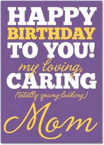 photo birthday cards for caring mom giftsmate