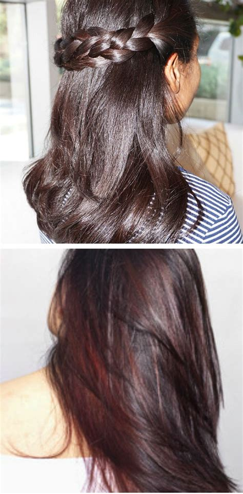 simple diy solution  coloring gray hair  hair