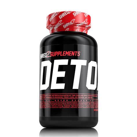 Shredz Supplements Detox by Detox Core