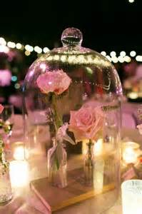 Beauty and the beast inspired centerpiece pic weddingbee
