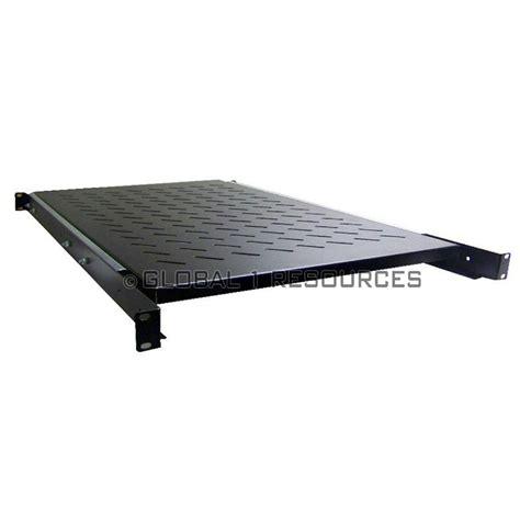 Sliding Shelf Rack by New Universal Server Shelf 1u Sliding Rackmount Shelves