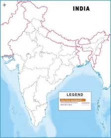 India Map Outline by Pics Photos India Map Physical Outline Index Of
