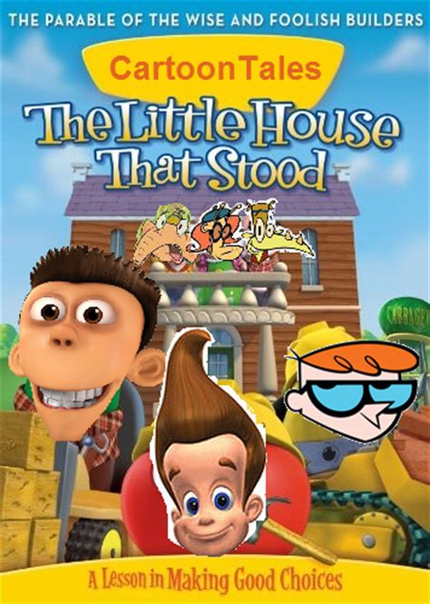 veggietales the little house that stood cartoontales the little house that stood at scratchpad the home of unlimited fan