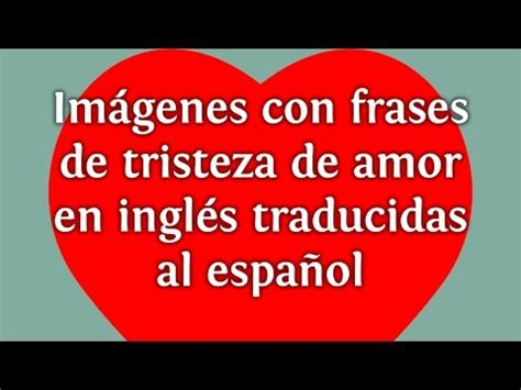 imagenes de letras de amor en ingles traducidas