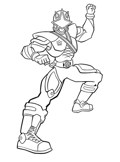 power rangers team coloring pages red power ranger samurai coloring pages coloring pages