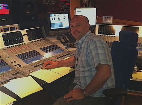 graham heath freelance sound supervisor engineer
