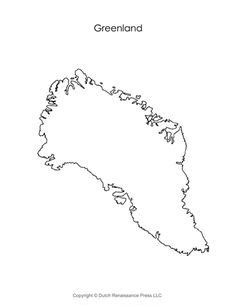greenland map coloring page community badge north america coloring page free north