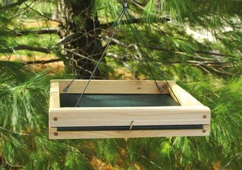 platform bird feeder plans woodworking projects plans