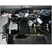 Installing A Brake Controller On 2011 Chevrolet Silverado