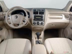 2007 Kia Interior 2007 Kia Sportage Interior U S News World Report