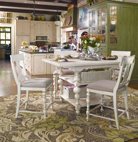 kitchen gathering table paula deen home linen kitchen square extendable gathering