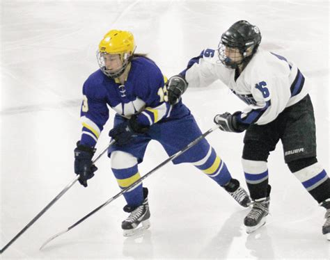 Mba Hockey by Fall At Tournament County Monitor