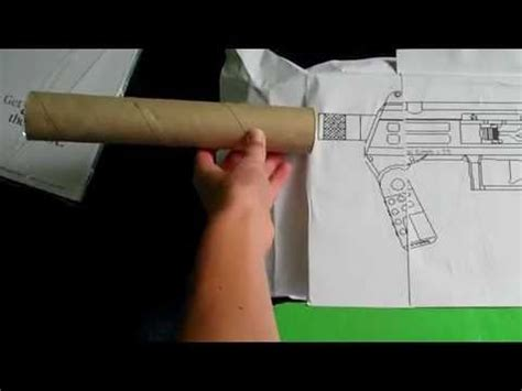 How To Make A Paper Smg - halo pepakura how to get blue prints doovi