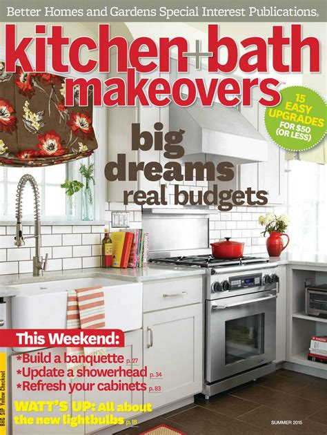 better homes and garden s quot kitchen and bath ideas quot june hancock kitchen bath designer published in better homes
