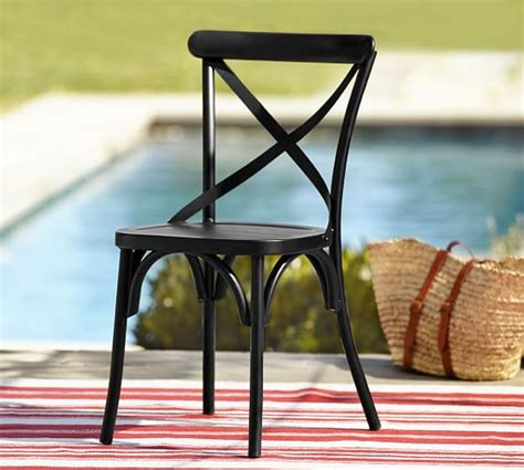 X Back Bistro Chair X Back Bistro Chair Pottery Barn