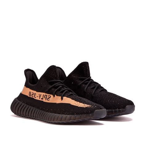 Yeezy Boost 350 V2 Black Cooper adidas yeezy boost 350 v2 black copper by1605