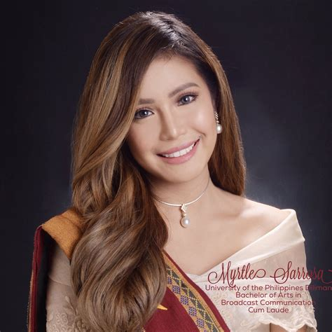 graduation hairstyles philippines myrtle sarrosa myrtlegail twitter