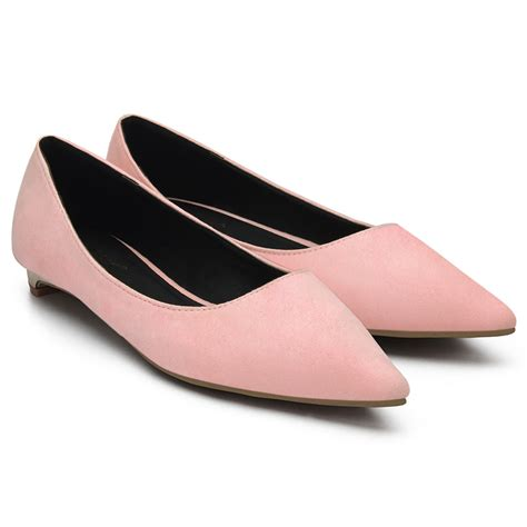 Toe Flat Soft Pink by Pink Flat Shoes 28 Images Shoes Galore Soft Pink Flat