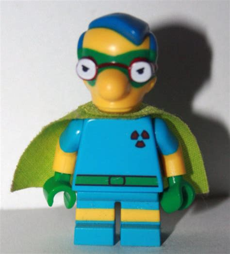 Lego Series Simpsons Millhouse lego simpsons series 2 milhouse as fallout boy for sale in