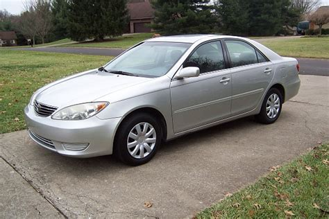 2006 Toyota Camry Le Curry S Auto Sales 2006 Toyota Camry Le