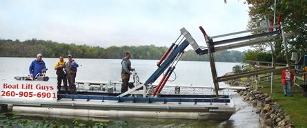 boat lift guys boat lift services