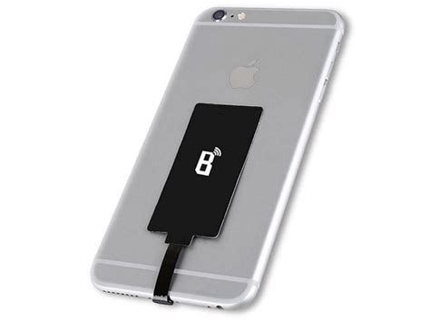 Qi Wireless Charging Lightning Receiver Iphone 55sse5c6 Charger how to add wireless charging to your iphone zdnet