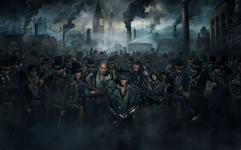 wallpaper games 2015 2015 assassin s creed syndicate wallpapers hd wallpapers
