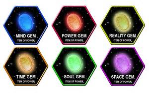 Infinity Gems A Fan S Opinion Of The Infinity Gems Used In The Marvel