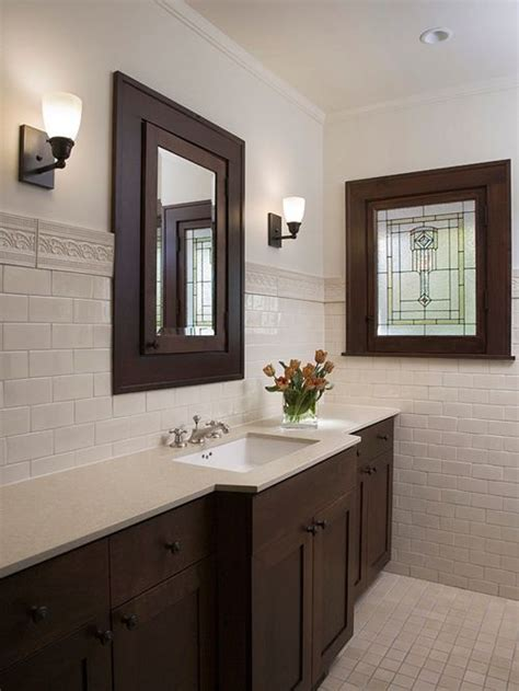 bathroom with dark cabinets dark bathroom cabinets houzz