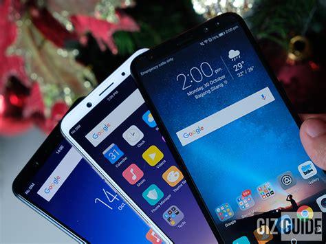 Handphone Vivo F5 Plus vivo v7 vs oppo f5 vs huawei 2i midrange comparison