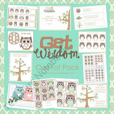 printable owl lapbook 1000 images about o is for on pinterest raising