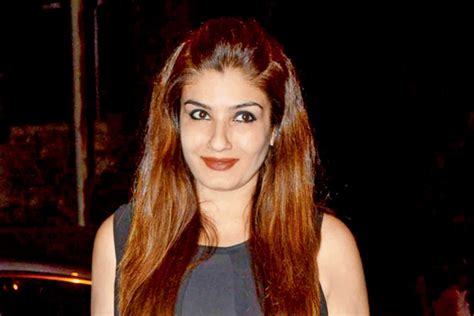 raveena tandon urges pm to save forests wildlife