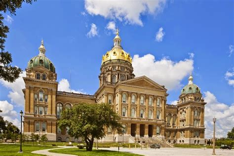 Of Iowa Pre Mba iowa usa tourist destinations