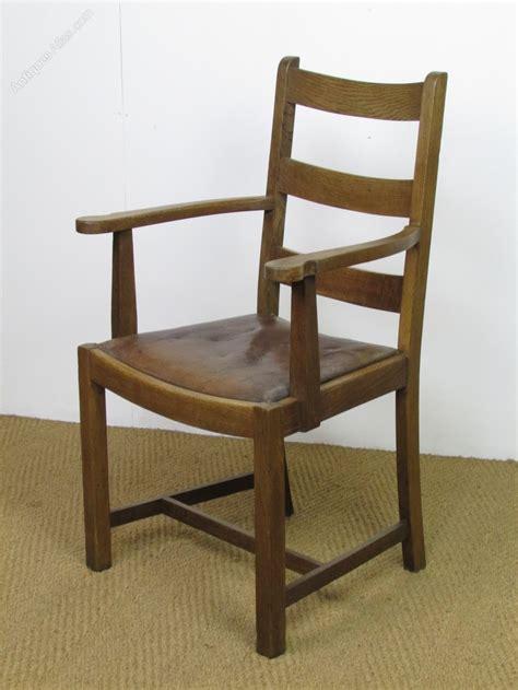 heals armchair heal s russet oak armchair desk chair antiques atlas