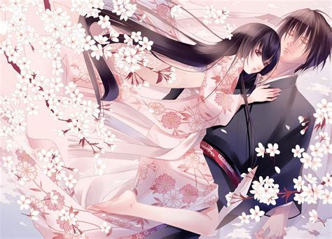 wallpaper couple beautiful beautiful couple anime manga wallpaper